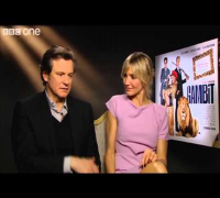 Cameron Diaz and Colin Firth discuss The Coen Brothers - Film 2012 - Episode 12 - BBC One