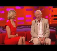 Cameron Diaz flirts with Sir David Attenborough - The Graham Norton Show - Series 7 - BBC One