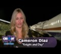 Cameron Diaz Interview: Knight and Day