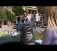 Cameron Diaz Kicked Tom Cruise Hardly!! (Knight & Day Rehearsal)