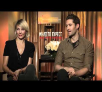 Cameron Diaz Matthew Morrison Interview exclusive by Monsieur Hollywood
