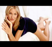 Cameron Diaz Sexy Hot Romantic Video Scene