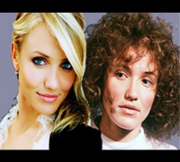 Cameron Diaz was Ugly?!! (Day 23)