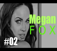 Canal Realismo | Speed Draw | MEGAN FOX #02