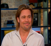 "CBS This Morning - Brad Pitt on ""Moneyball,"" Angelina Jolie"
