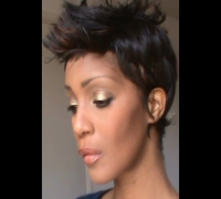 CELEBRITY INSPIRED MAKEOVER 2: HALLE BERRY
