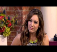 Celebrity Juice Keith Lemon & Kelly Brook on