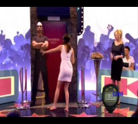 Celebrity Juice - Kelly Brook,Rylan Clark & Danny Dyer play 'Danny Dyathalon' (21/3/13)