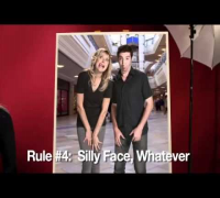 Celebrity Photo PSA (with Malin Akerman)