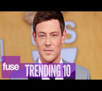 "Celebs React to ""Glee"" Star Cory Monteith's Death - Trending 10 (07/15/13)"