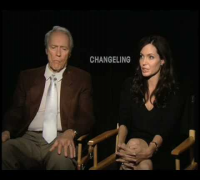 Changeling - Interviews with Angelina Jolie & Clint Eastwood