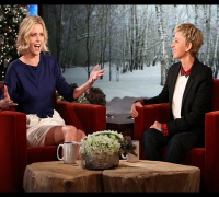 Charlize Theron Gets Mad on The Ellen Show
