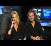 Charlize Theron Is Flirting With Guy Pearce During Interview