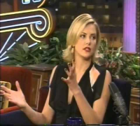 Charlize Theron 'Liquored Up'   interview  Feb. 14, 2001