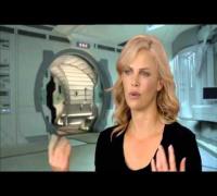 Charlize Theron  Prometheus Interview