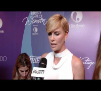 Charlize Theron Talks Africa Outreach - Power Of Women 2013