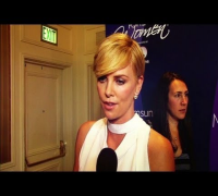 Charlize Theron's humanitarian cause