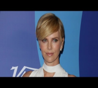 Charlize Theron's Neck Injury
