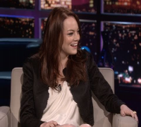 Chelsea Lately: Emma Stone