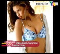 Chicas malas: Adriana Lima