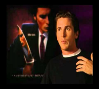 Christian Bale - American Psycho Interview