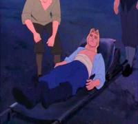 Christian Bale en Pocahontas (best moments)
