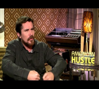 Christian Bale Interview - American Hustle (HD) JoBlo.com Exclusive