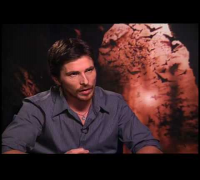 Christian Bale interview for Batman Begins