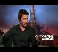 Christian Bale Interview Interview - Out of the Furnace (HD) JoBlo.com Exclusive