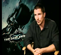 Christian Bale interview on The Joker and Heath ledger