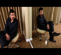 Christian Bale Interviewed About Being Fat, Bald and Inspired in 'American Hustle'