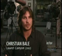 Christian Bale Talks about Auditioning for an Acting Role