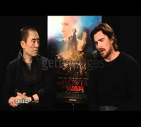 Christian Bale Talks About 'The Flowers of War' In Berlin [February 14th, 2012]