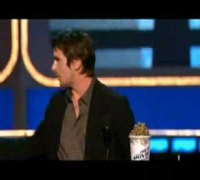 Christian Bale @ the 2006 MTV Movie Awards