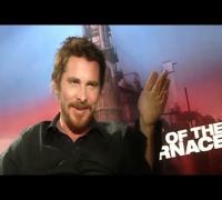 "Christian Bale's ""Batkid"" shoutout"