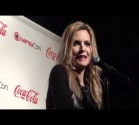 CinemaCon 2012: Michelle Pfeiffer Press Conference