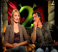 Closer Encounter: Cameron Diaz Tickles