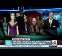 CNN: Mike Huckabee criticizes Natalie Portman pregnancy