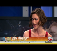 CNN Official Interview: Keira Knightley's 'Last Night'