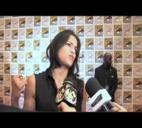 Comic Con 2012 Milla Jovovich and Michelle Rodriguez talk Resident Evil Retribution JoBlo com)