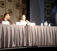 Comic-Con San Diego 2005 - Natalie Portman on her Education at Harvard