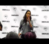 Comicpalooza 2013 -- Michelle Rodriguez Panel