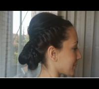 Cómo hacer un peinado griego inspirado en Jessica Alba | facilisimo.com