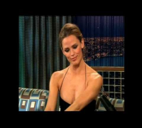 Conan corrects Jennifer Garner