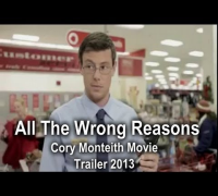 Cory Monteith - All The Wrong Reasons (Trailer) | 2013 [HQ]