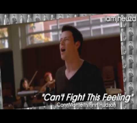 Cory Monteith - Can't Fight This Feeling and Don't Stop Believin' Full Performance