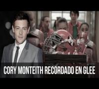 Cory Monteith en GLEE: Tributo Especial