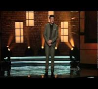 Cory Monteith Gemini monologue