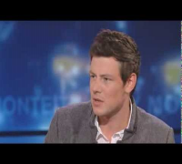 "Cory Monteith: ""I Had No Idea Who I Was"" INTERVIEW"