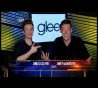 Cory Monteith Interview On Scientology Last Interview